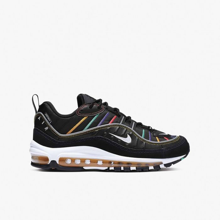 ZAPATILLA NIKE AIR MAX 98 PREMIUM BLACK