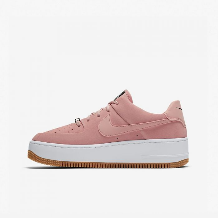 air force 1 sage low rosa