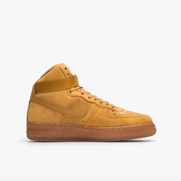 ZAPATILLA NIKE AIR FORCE 1 HIGH CAMEL 0