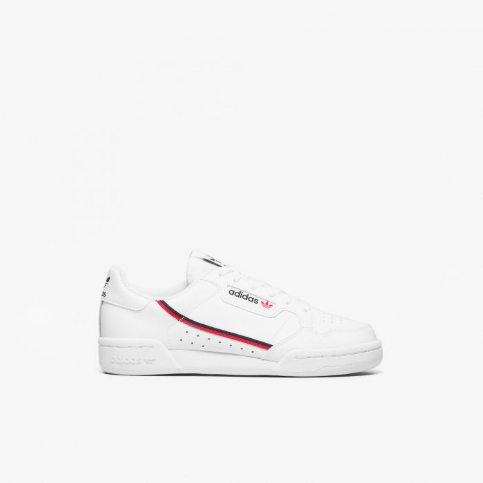 ZAPATILLA ADIDAS CONTINENTAL 80 JR WHITE