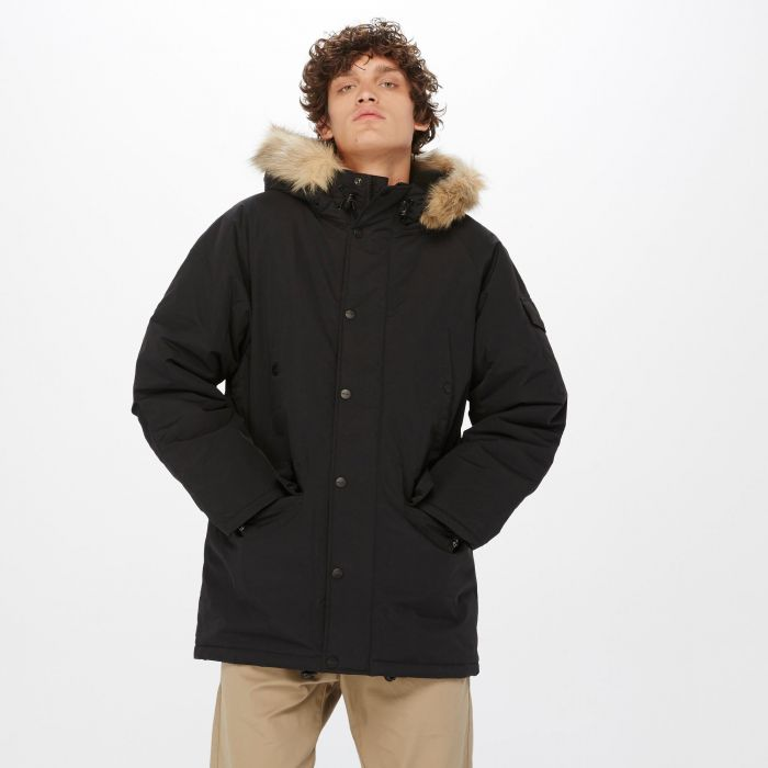 CAZADORA CARHARTT ANCHORAGE BLACK MN