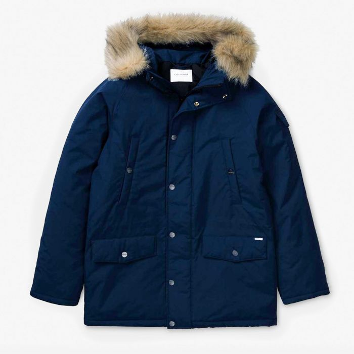 CAZADORA CARHARTT ANCHORAGE DARK NAVY MN