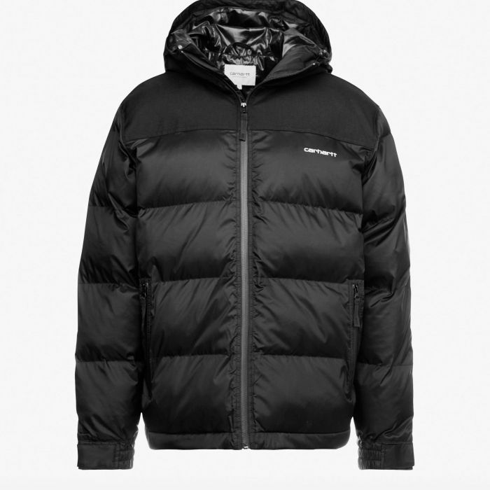 CAZADORA CARHARTT LARSEN ALL BLACK
