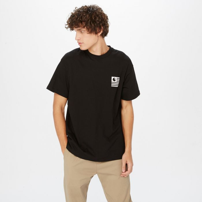 CAMISETA CARHARTT INCOGNITO BLACK