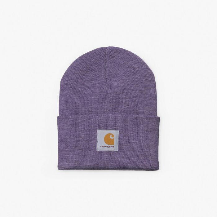 GORRO CARHARTT ACRYLIC WATCH DUSTY MAUVE