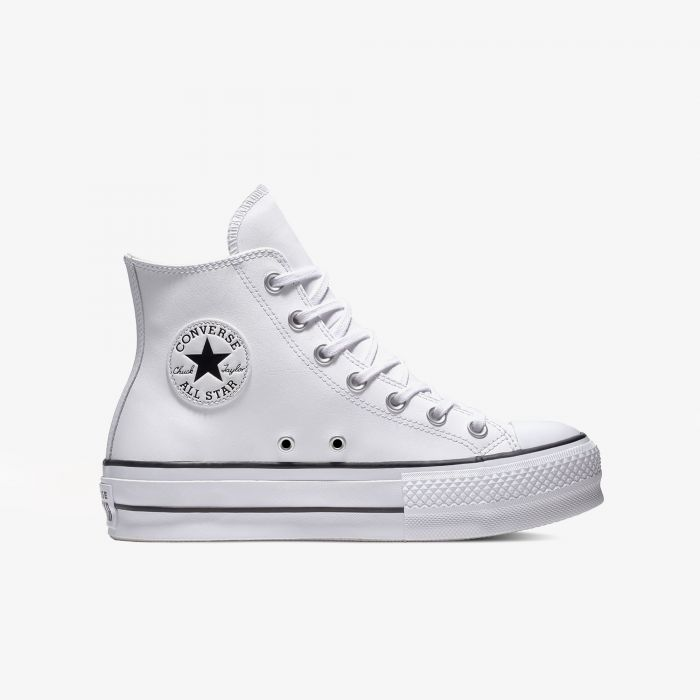 ZAPATILLA CONVERSE ALL STAR LIFT CLEAN HI BLANCA