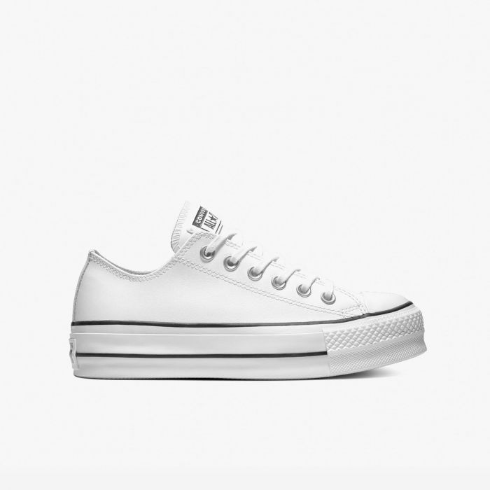 ZAPATILLA CONVERSE ALL STAR LIFT CLEAN OX WHT
