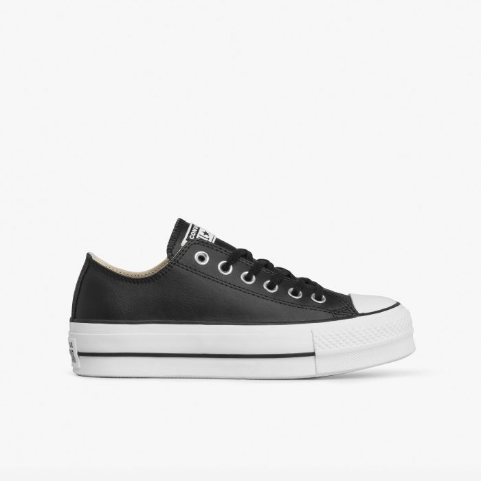 ZAPATILLA CONVERSE ALL STAR LIFT CLEAN OX BLK