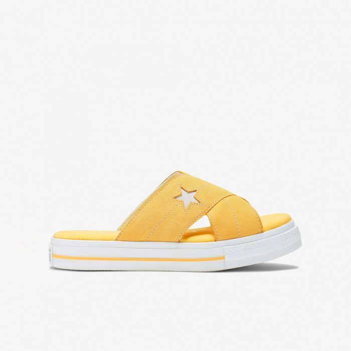 SANDALIA CONVERSE ONE STAR YELLOW