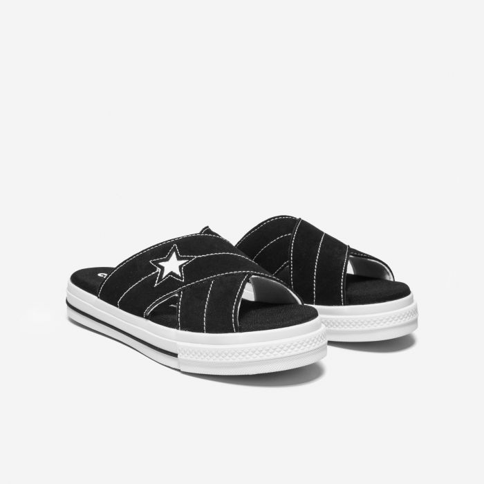 SANDALIA CONVERSE ONE STAR BLACK