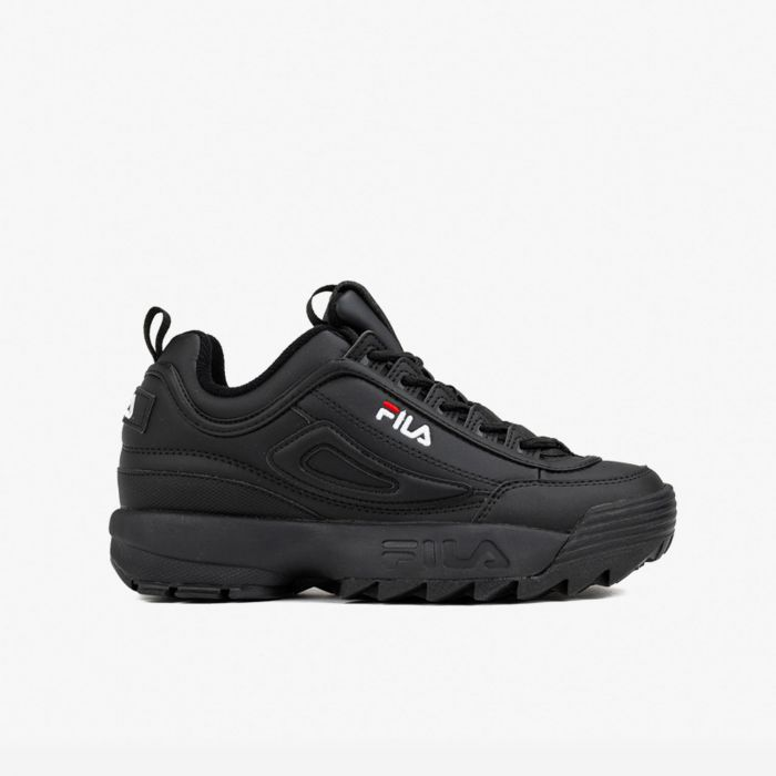 ZAPATILLA FILA DISRUPTOR WM BLACK