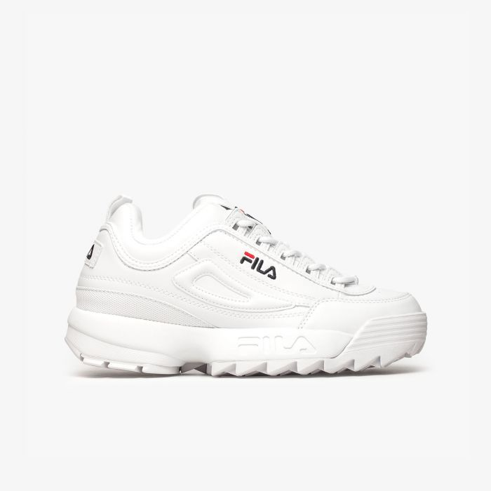 ZAPATILLA FILA DISRUPTOR II WM WHITE