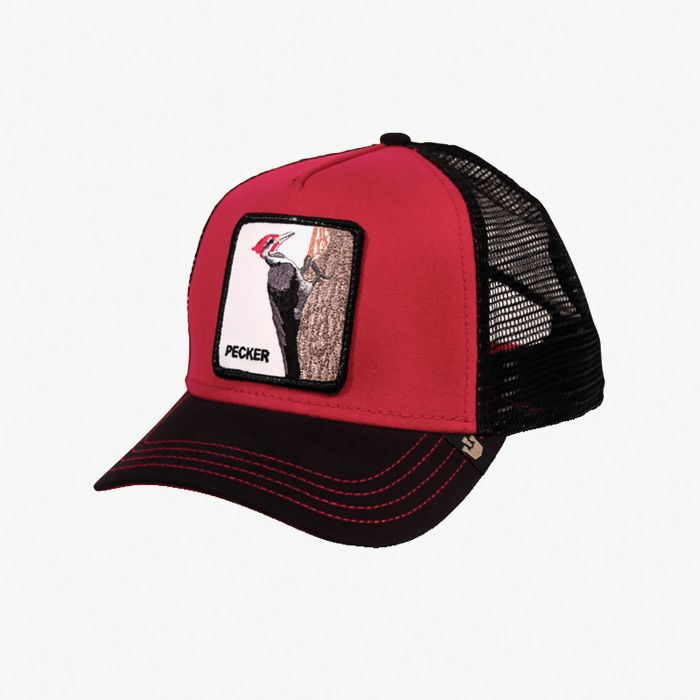 GORRA GOORIN BROS WOODY WOOD RED