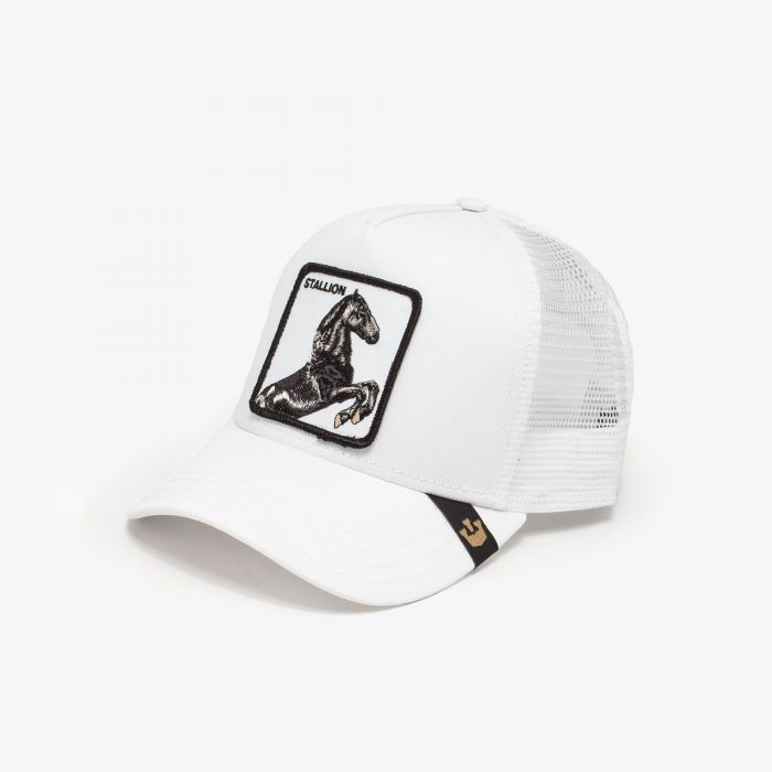 GORRA GOORIN BROS STALLION WHITE