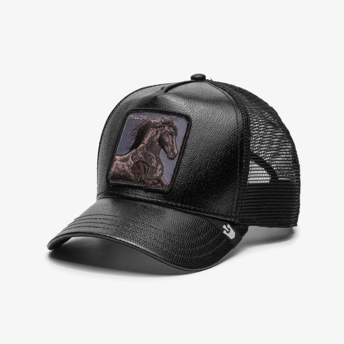 Gorra goorin bros black horse