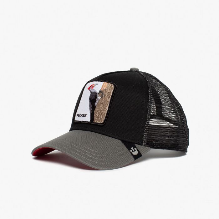 GORRA GOORIN BROS WOODY WOOD BLACK