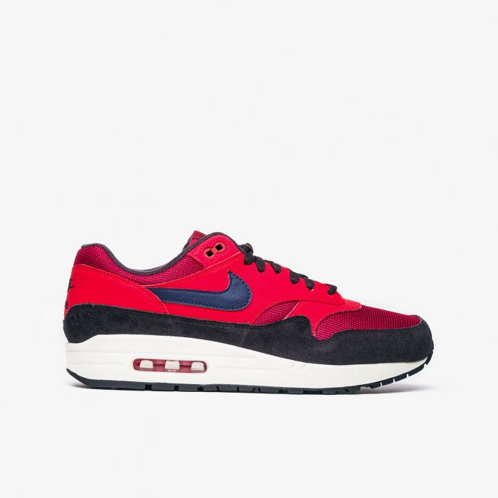 ZAPATILLA NIKE AIR MAX 1 RED/BLACK