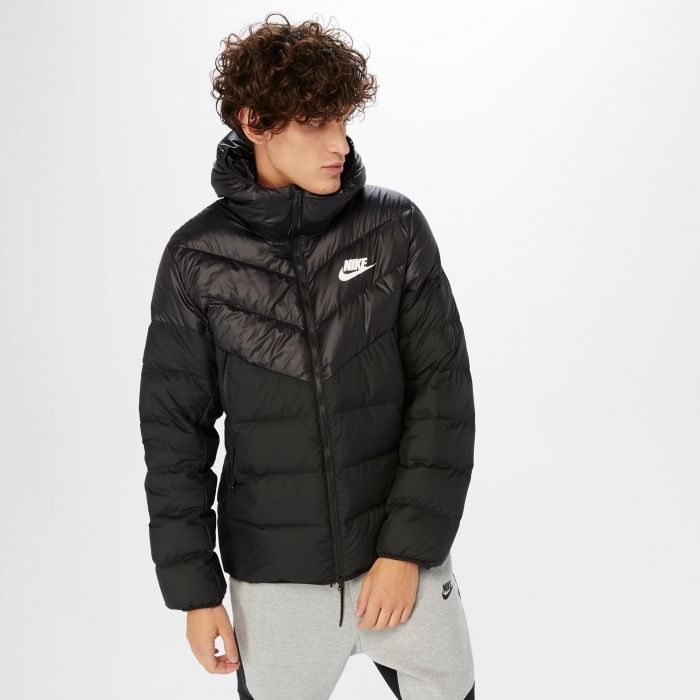 CAZADORA NIKE WINDRUNNER DOWN FILL BLACK