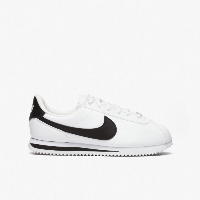 ZAPATILLA NIKE CORTEZ JR WHITE