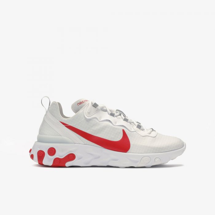 ZAPATILLA NIKE REACT ELEMENT 55 WHITE