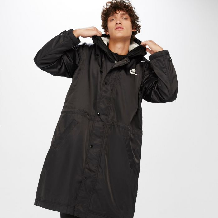CAZADORA NIKE SYNTHETIC FILL PARKA BLACK