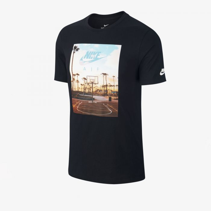 CAMISETA NIKE COURT BLACK