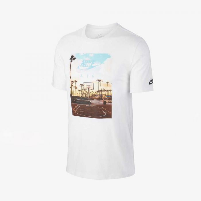 CAMISETA NIKE COURT WHITE