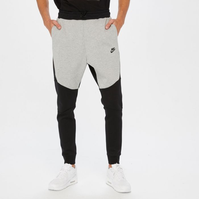 PANTALON NIKE TECH FLEECE JOGGER GREY/BLACK