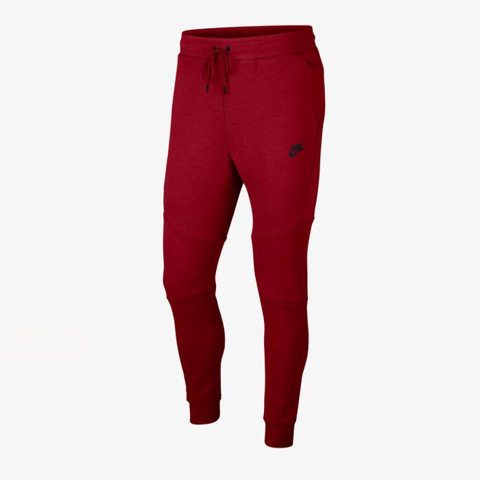 PANTALON NIKE TECH FLEECE JOGGER RED