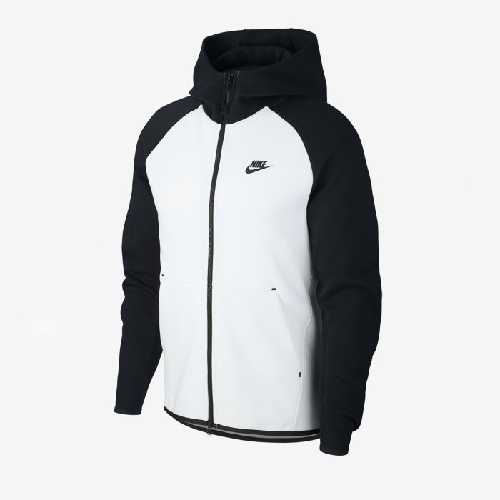 SUDADERA NIKE TECH FLEECE NSW WHITE
