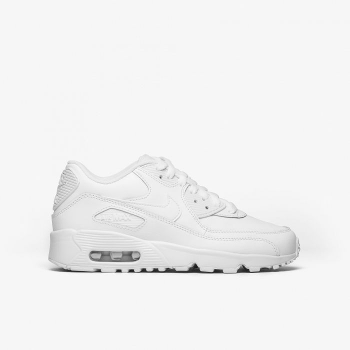 ZAPATILLA NIKE AIR MAX 90 JUNIOR WHITE