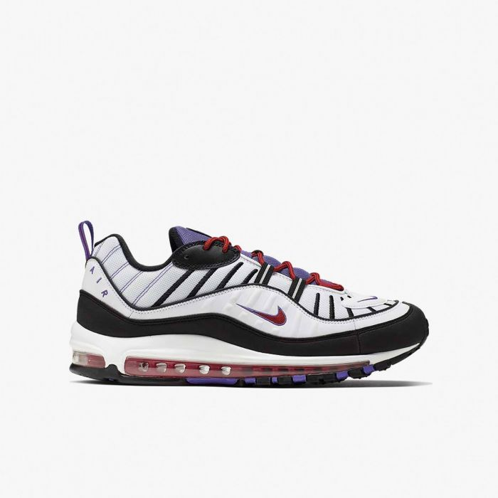 ZAPATILLA NIKE AIR MAX 98 MN WHITE