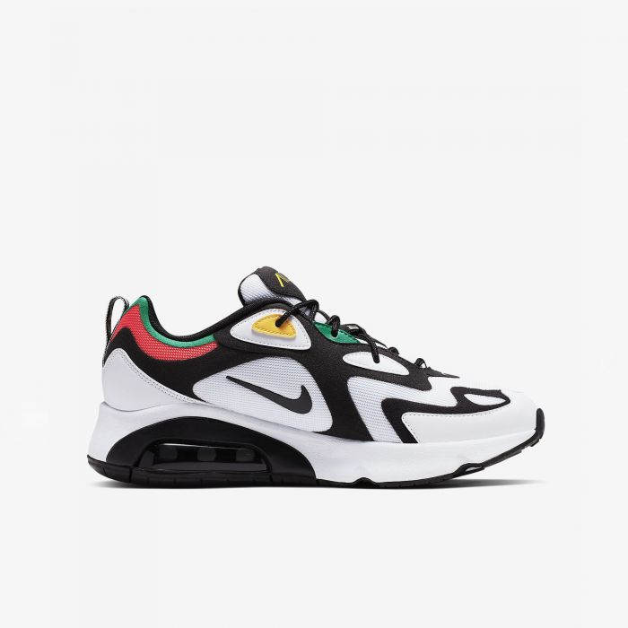 ZAPATILLA NIKE AIR MAX 200 WHITE/BLACK