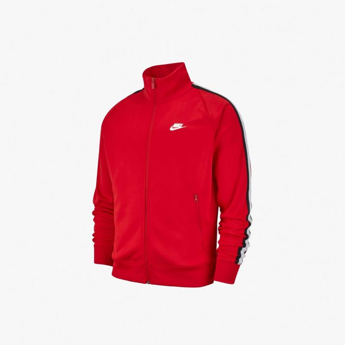 CHAQUETA NIKE N98 TRIBUTE RED