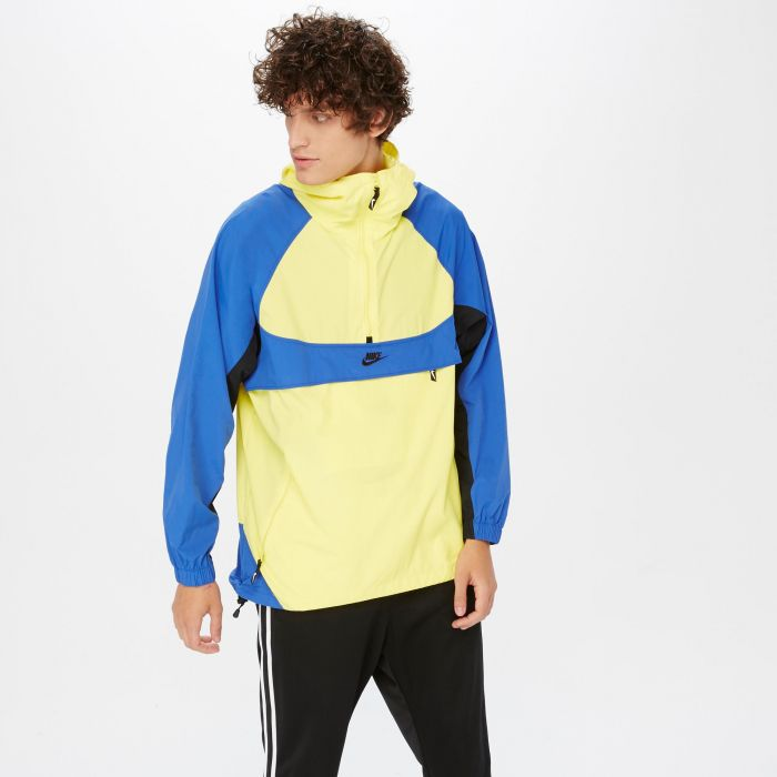 CAZADORA NIKE RE-ISSUE JKT YELLOW