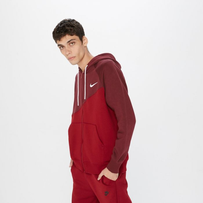 CHAQUETA NIKE SWOOSH FULL-Z RED