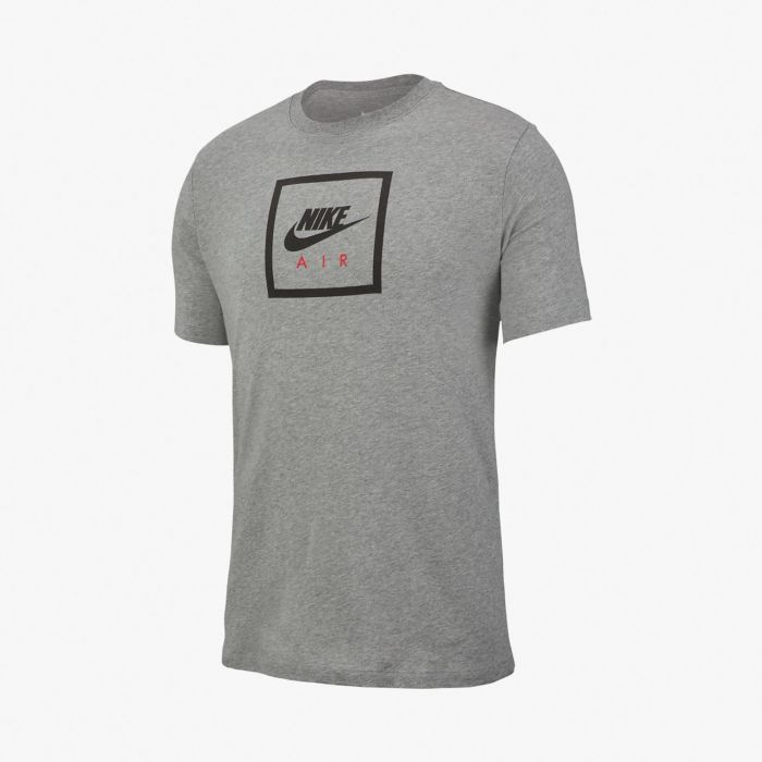 CAMISETA NIKE AIR MN GREY
