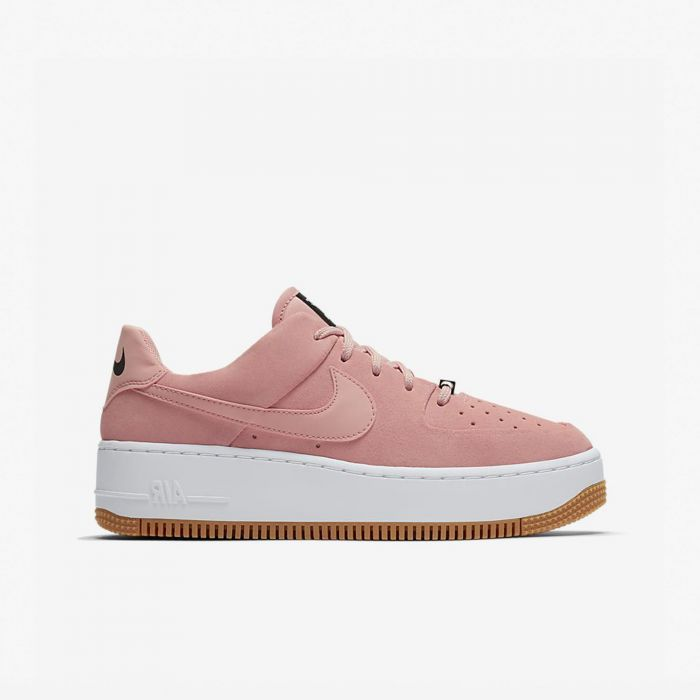 ZAPATILLA NIKE AIR FORCE 1 SAGE LOW ROSE