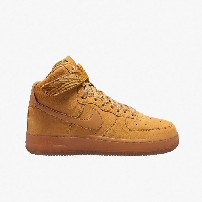 ZAPATILLA NIKE AIR FORCE 1 HIGH CAMEL