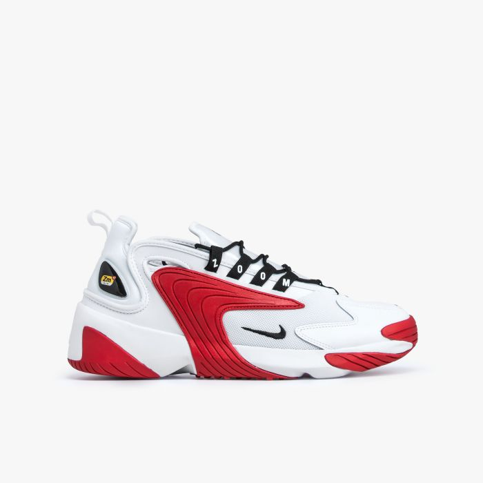 ZAPATILLA NIKE ZOOM 2K MN WHITE/RED