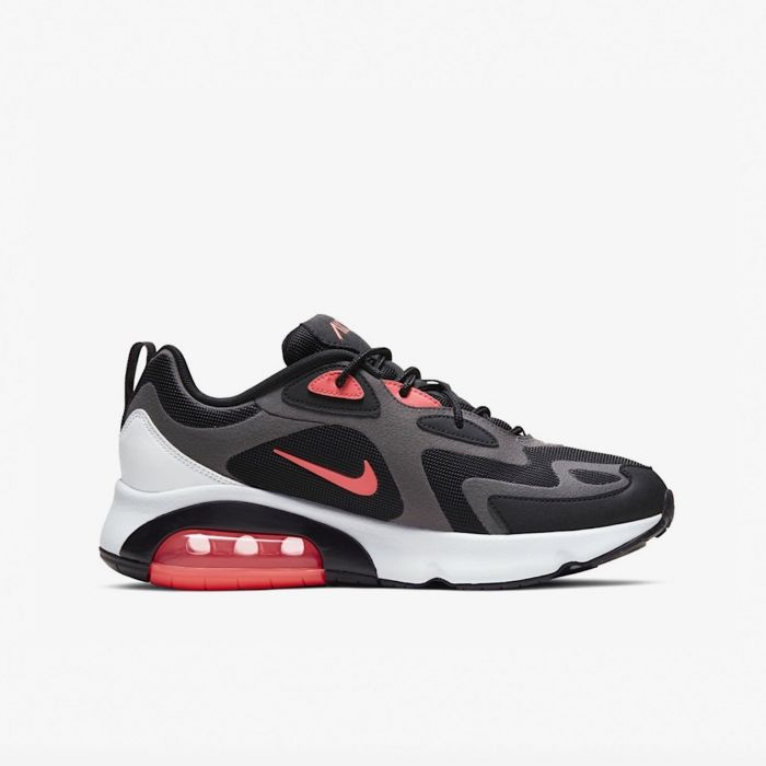 ZAPATILLA NIKE AIR MAX 200 MN BLACK