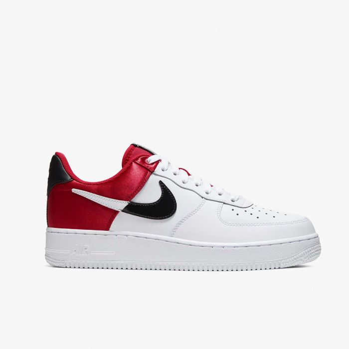 ZAPATILLA NIKE AIR FORCE 1 NBA RED MN