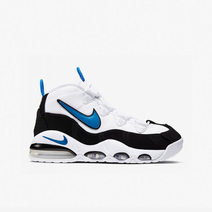ZAPATILLA NIKE AIR MAX UPTEMPO 95 WHT-BLUE