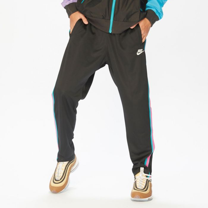 PANTALON NIKE TRIBUTE BLACK/BLUE