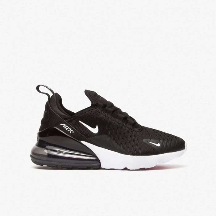 ZAPATILLA NIKE AIR MAX 270 JR BLACK/WHITE