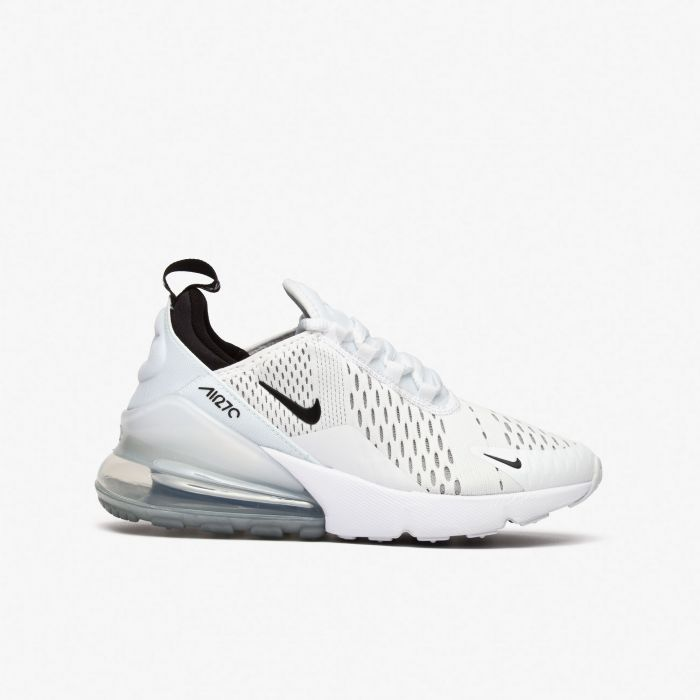 ZAPATILLA NIKE AIR MAX 270 WHT/BLACK