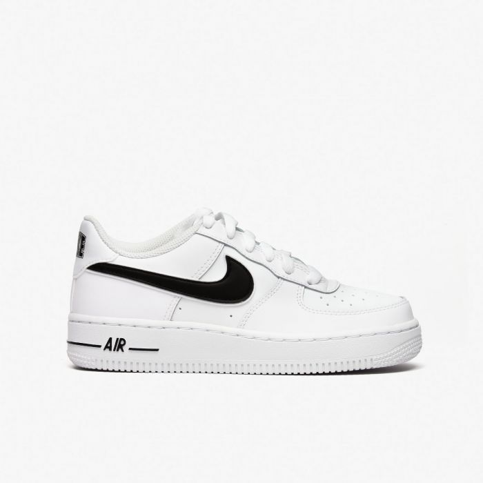 ZAPATILLA NIKE AIR FORCE 1 JR WHITE/BLACK