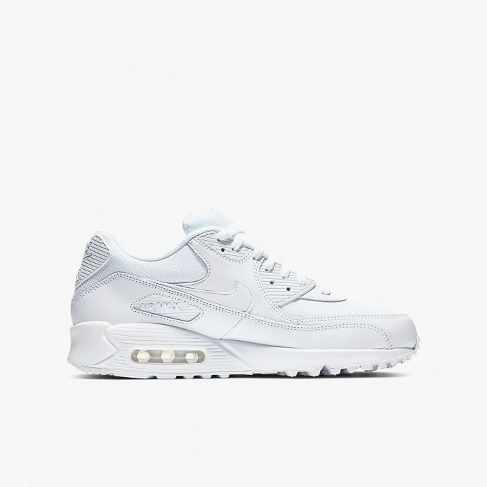 ZAPATILLA NIKE AIR MAX 90 ESSENTIAL ALL WHITE