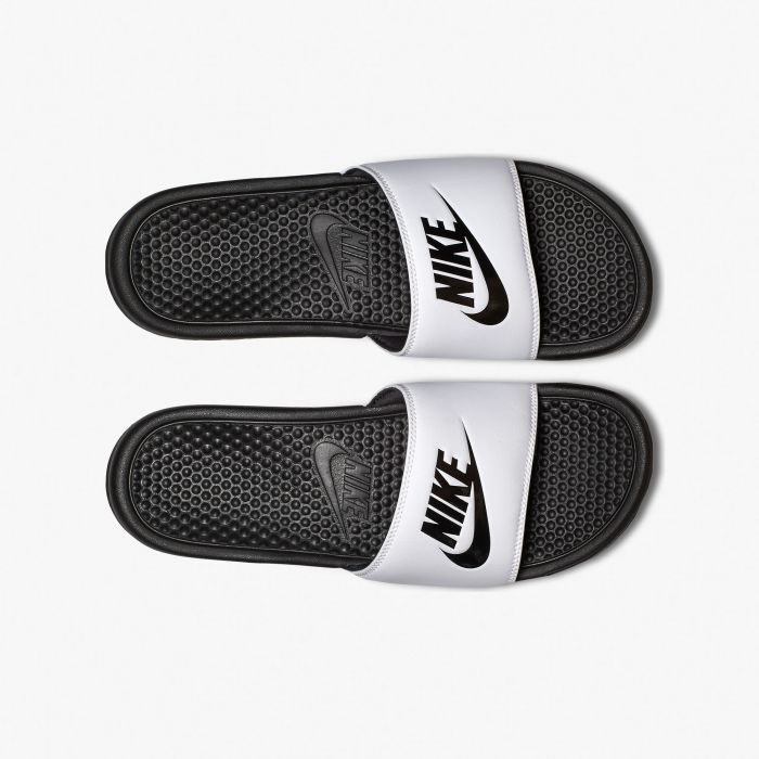 CHANCLA NIKE BENASSI MN BLACK/WHITE