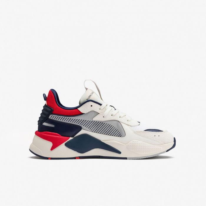 ZAPATILLA PUMA RS-X HARD DRIVE WHISPER WHITE